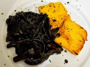 cuttlefish from osteria al duomo, venice