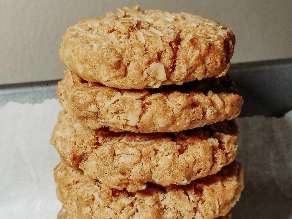 grandma's oatmeal crisp cookies from /r/old_recipes