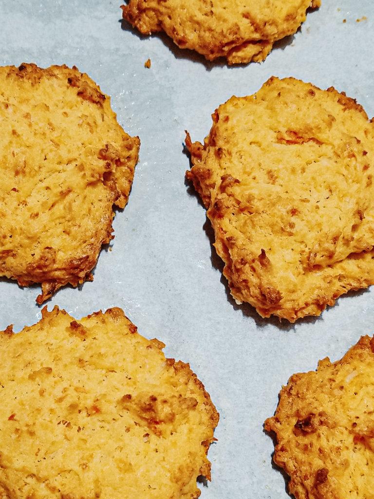 golden carrot cookies from betty crocker's cooky book, 1963