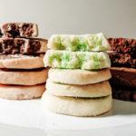 vegan slice and bake shortbread cookies