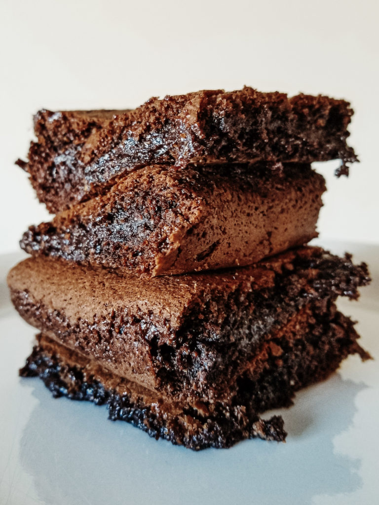 old-fashioned brownies from the wisconsin electric cookie book