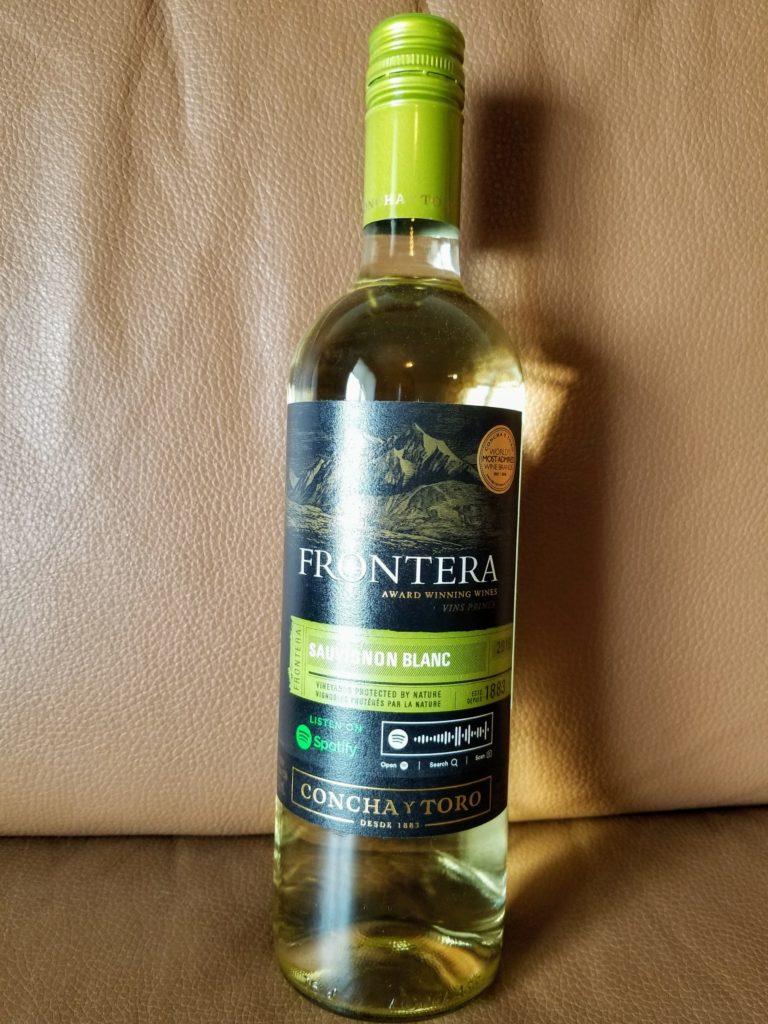 Concha Y Toro Frontera Sauvignon Blanc white wine