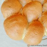 vegan japanese milk bread buns