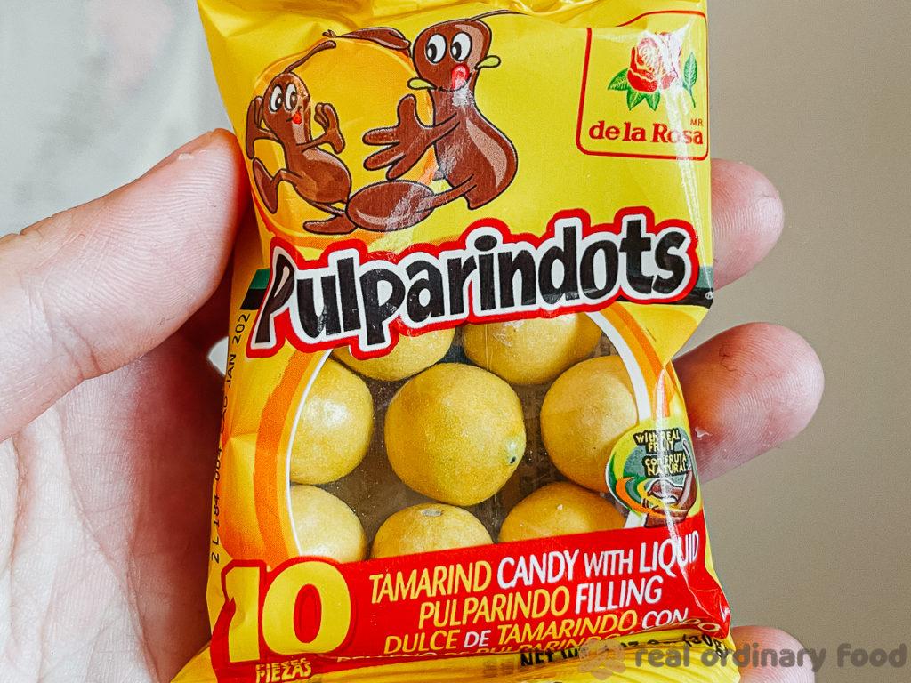 pulparindots tamarind candy packaging