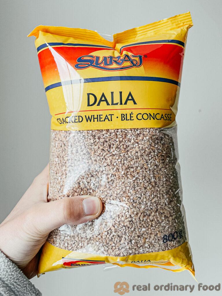 suraj brand dalia (cracked wheat)
