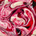 haskap berry yogurt
